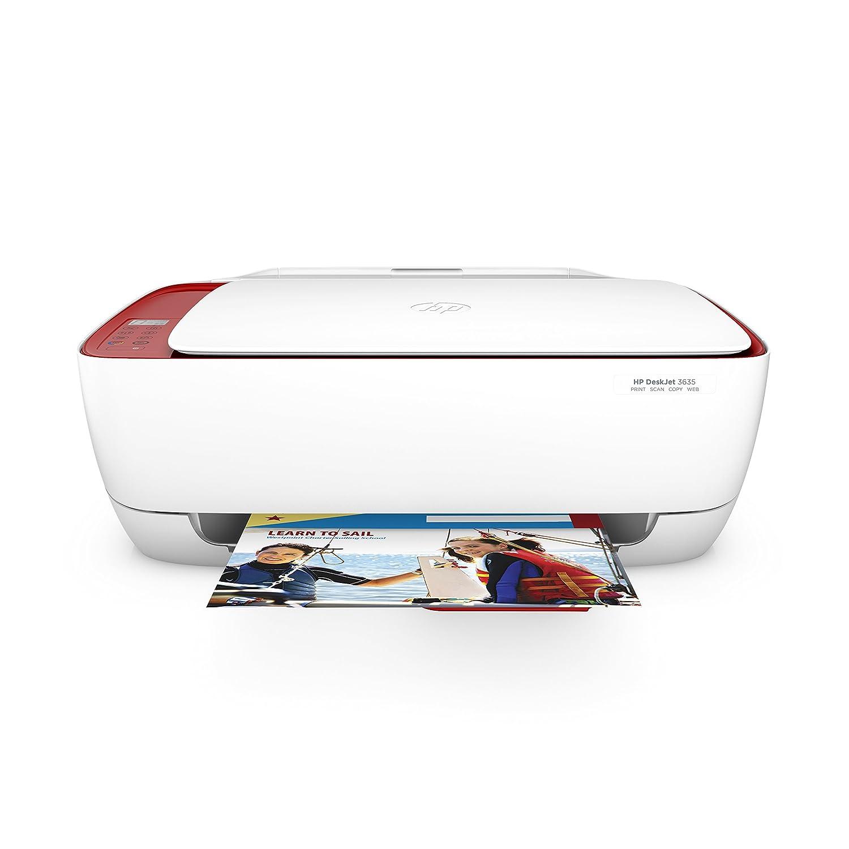 HP F5S56B - Impresora multifunción de Tinta, Color Blanco