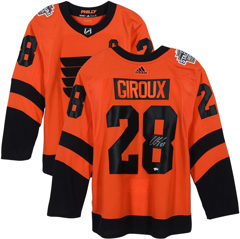 best website e7077 b5899 Claude Giroux Philadelphia Flyers Autographed 2019 Stadium ...