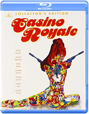 Casino royale 1967 cameos hot wheels