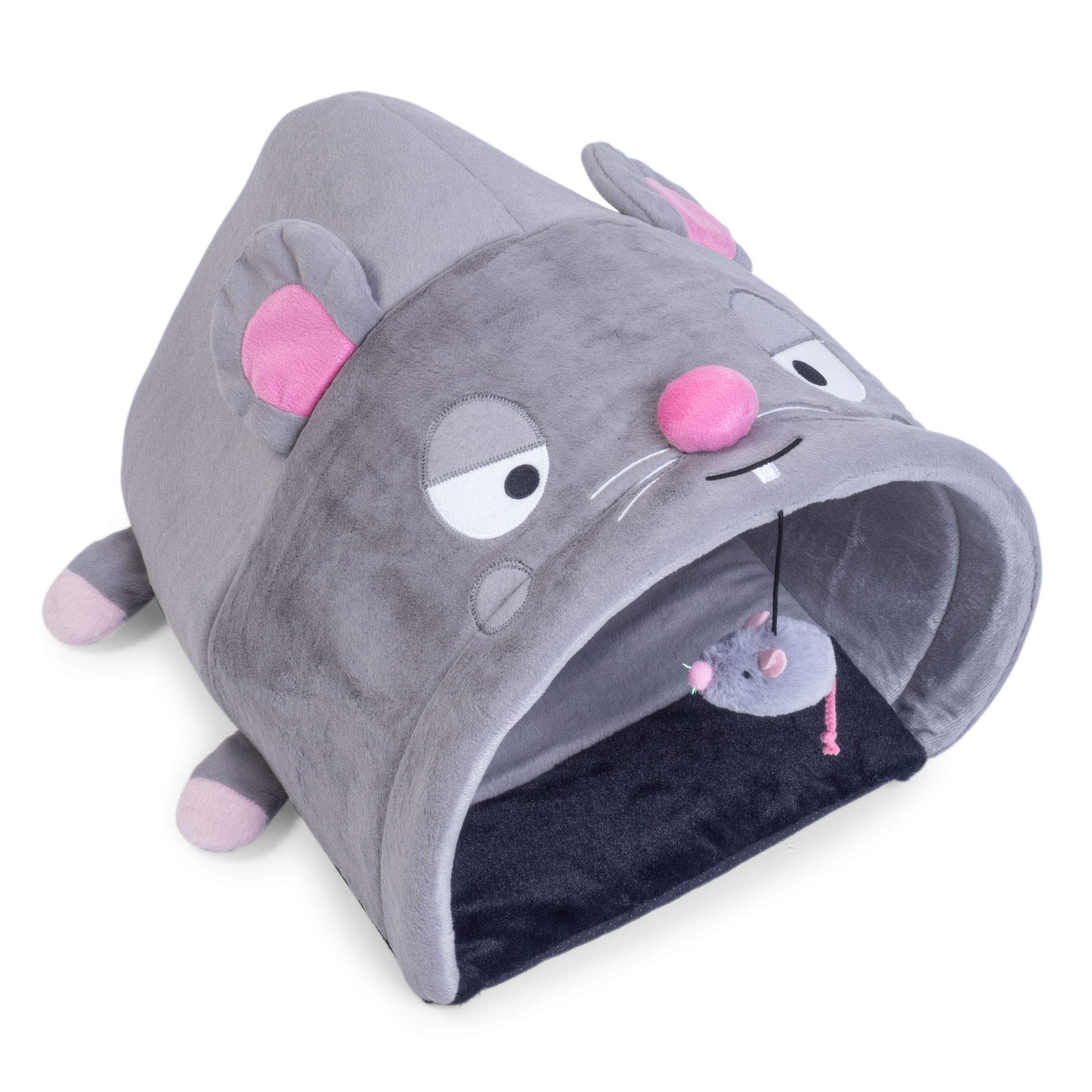 Petface Angry Mouse Cat Hideaway by Petface (Image #1)