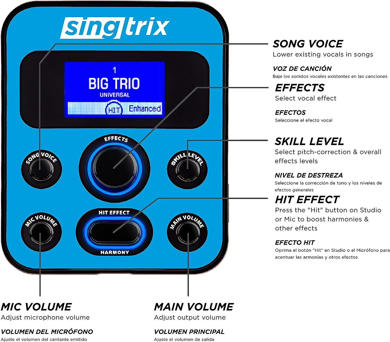 Singtrix Party Bundle Second Edition Karaoke