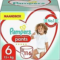 Pampers Maat 6 Premium Protection Luierbroekjes, 116 Stuks, Pampers N°1 Luierbroekjes met Comfortabele Pasvorm en…