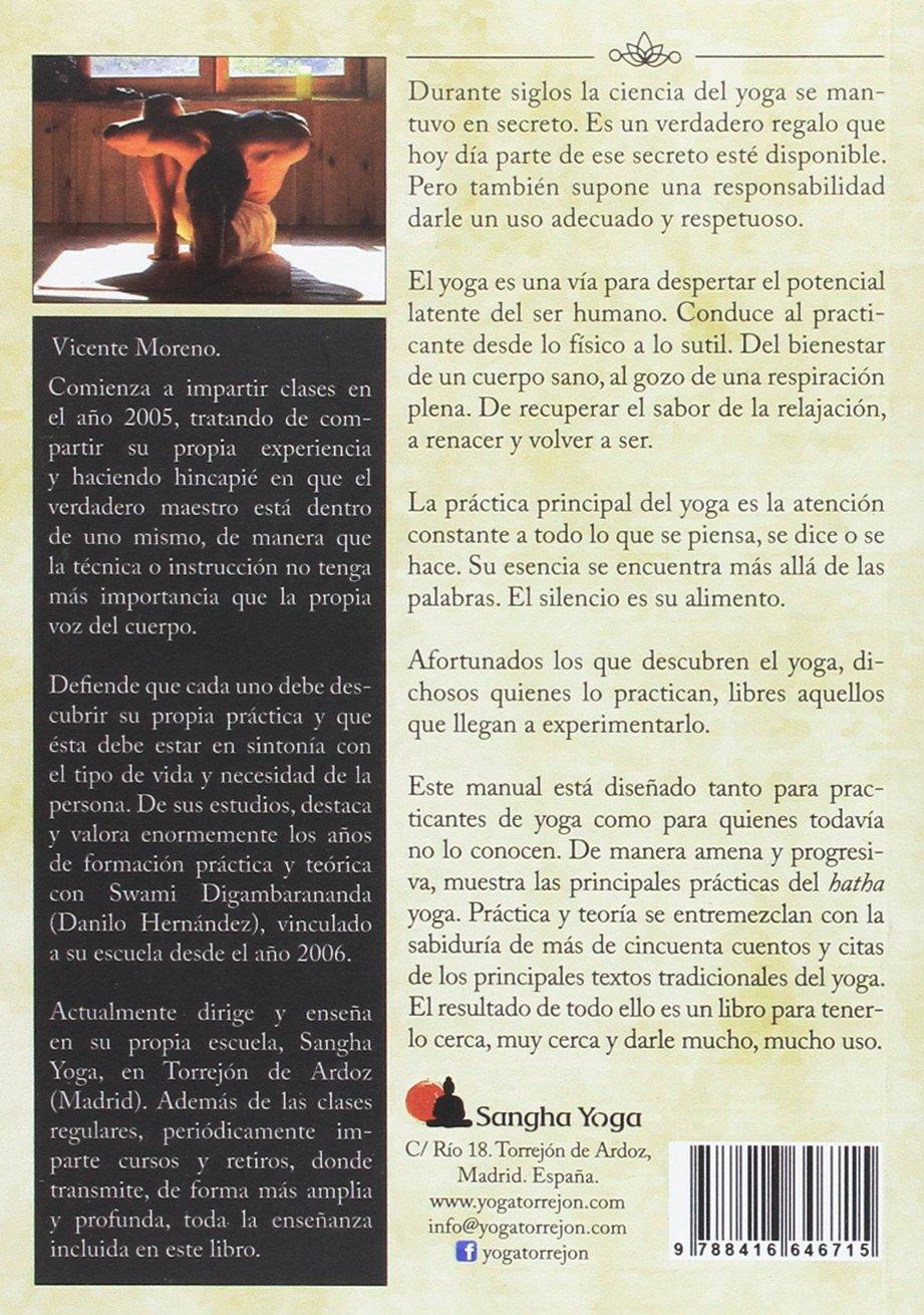 Yoga. El silencio es mi alimento: Amazon.es: Vicente Moreno ...