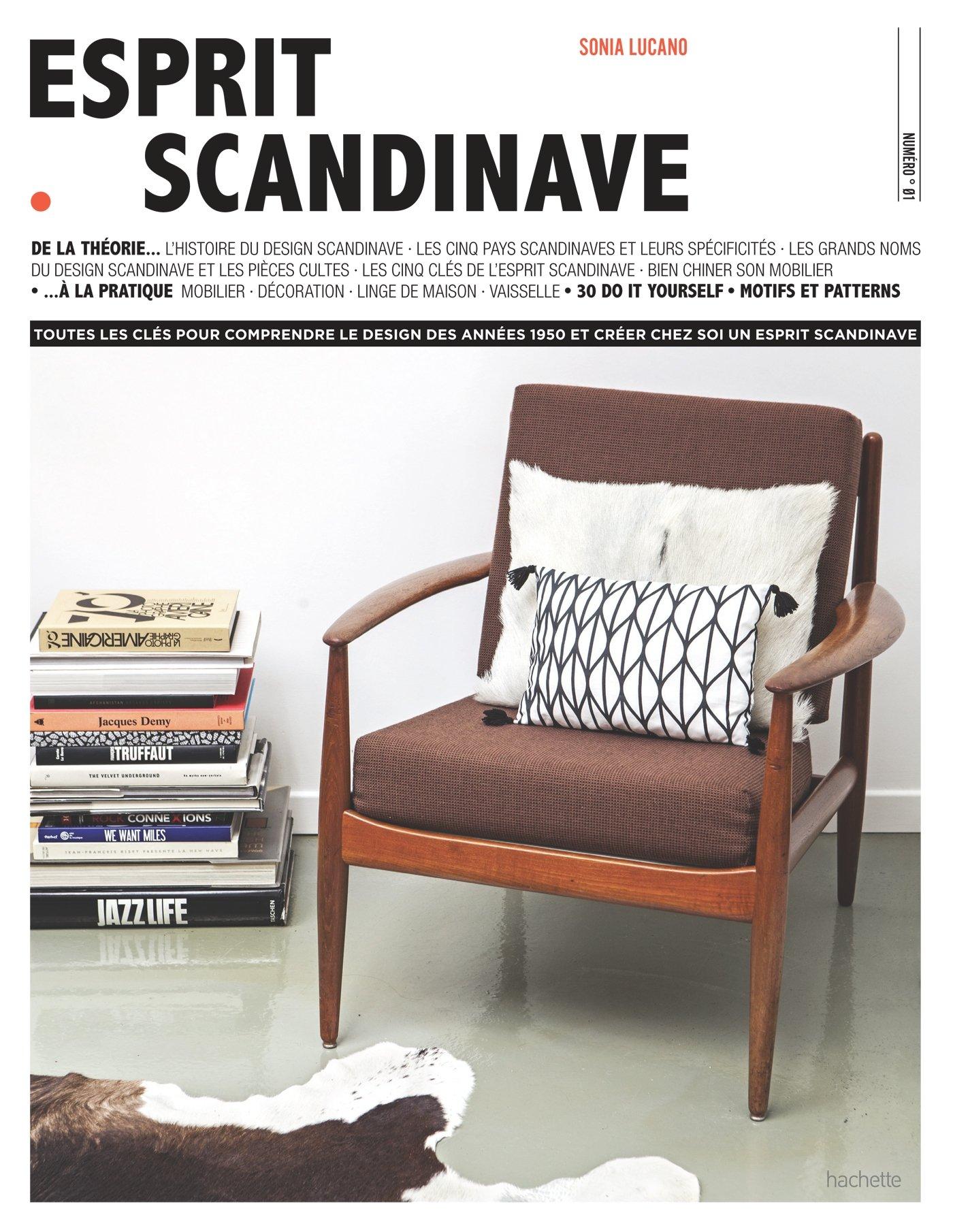 Amazon fr esprit scandinave toutes les clés pour comprendre le design des années 1950 et créer chez soi un esprit scandinave sonia lucano livres