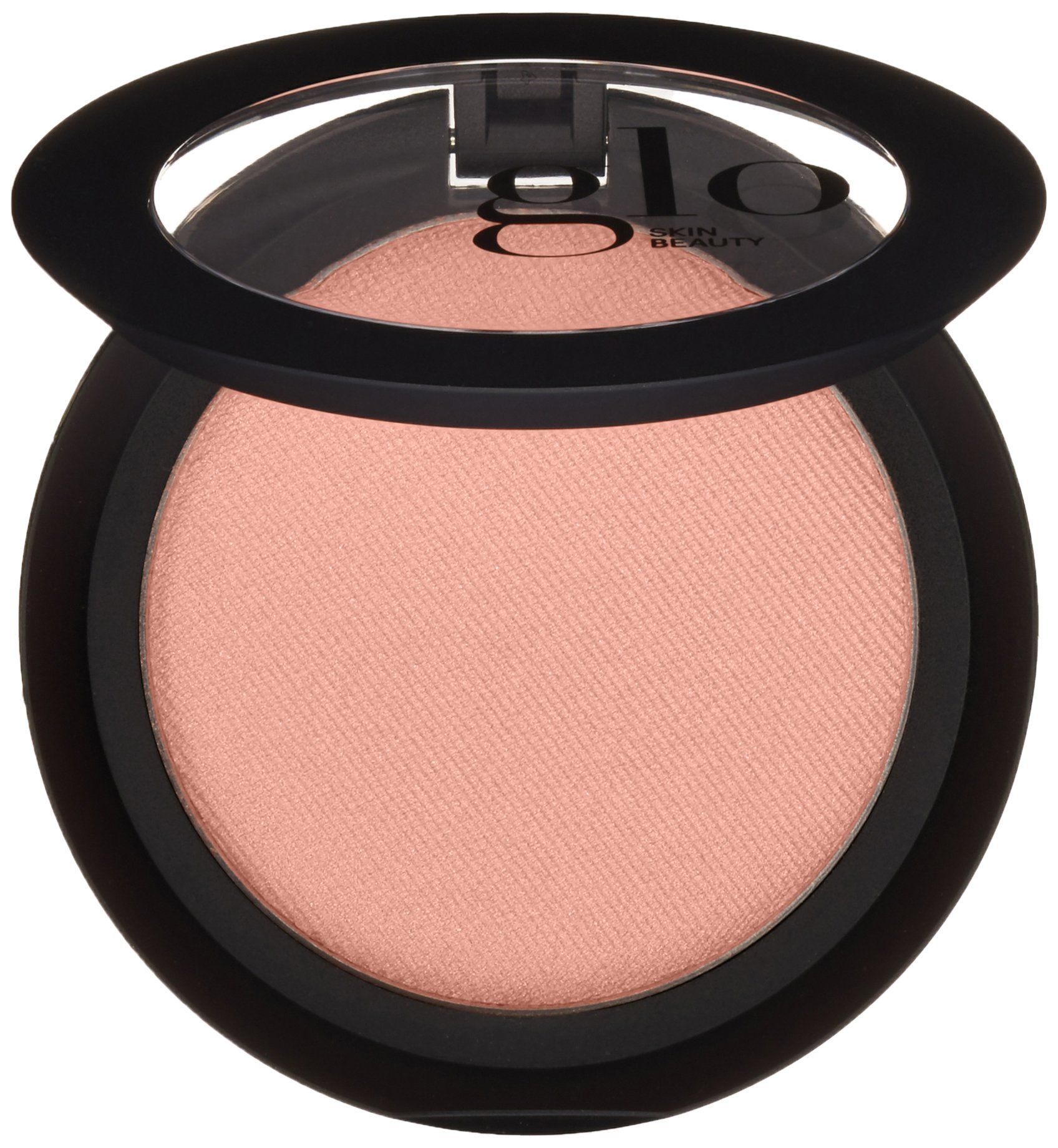 Glo Skin Beauty Powder Blush in Sweet - Shimmery Soft Peachy Pink   9 Shades   Cruelty Free, Talc Free Mineral Makeup