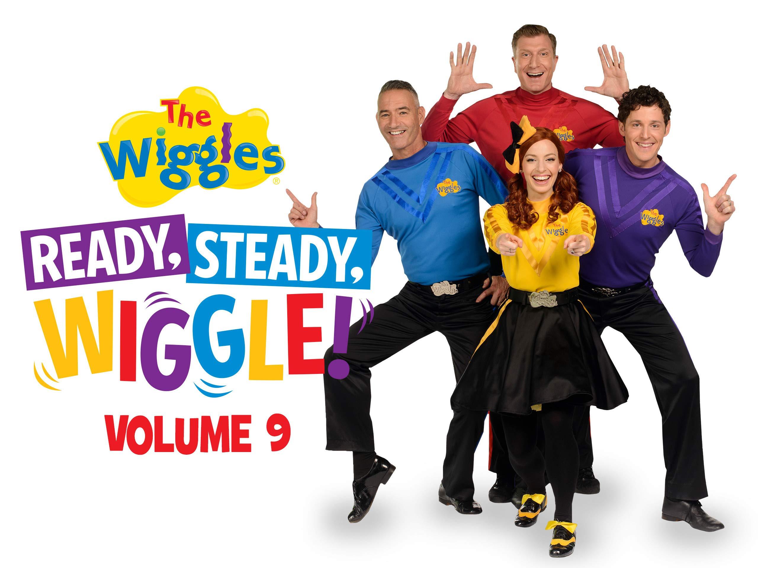 Amazon com: Watch The Wiggles: Ready Steady Wiggle Volume 9