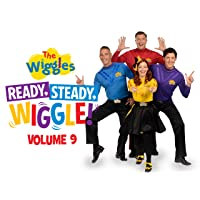 The Wiggles: Ready Steady Wiggle Volume 9