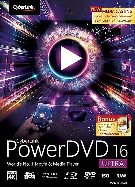 Cyberlink PowerDVD 16 Pro Purchase