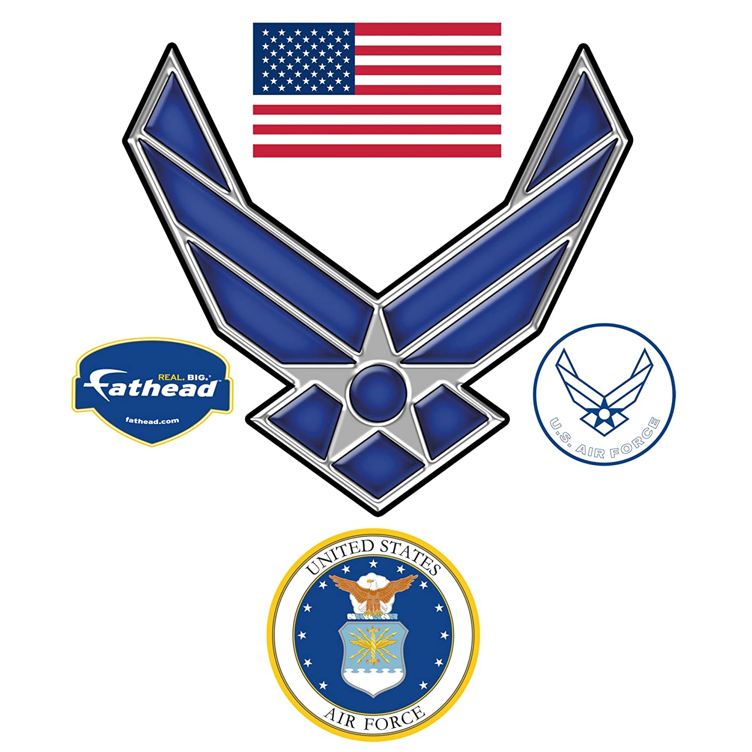Amazon United States Air Force Symbol Wall Graphic Wall