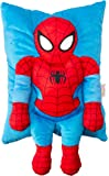 Marvel Spiderman Plush Character Pillow