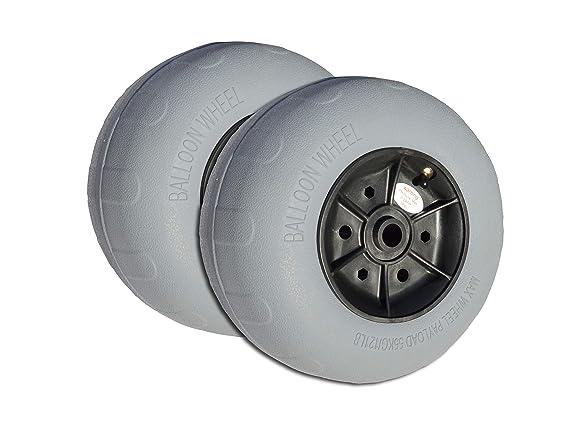 Amazon.com: Neumático de balón Sherpa, rueda de arena de ...