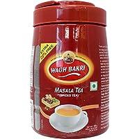 WAGH BAKRI Masala Tea Pet Jar, 250 gm