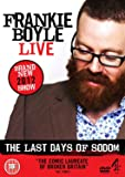 Frankie Boyle Live - The Last Days of Sodom [DVD]