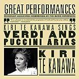 Sings Verdi & Puccini Arias