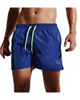 Men's Shorts Swim Trunks Quick Dry Beach Shorts with Pockets for Surfing Running Swimming Watershort