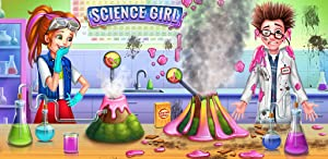 Science Girl - School Lab Super Star by TabTale LTD