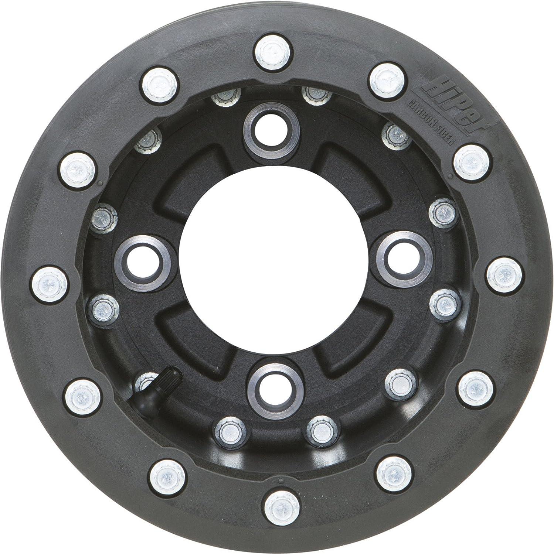 Hiper Wheel 10X9 RRSNGLBDLCK CF1 3+6 4/110 Rim & Spoke Kits CF1 Wheels BLK10X9 3+6 4/110 HONDA, CANNONDALE, SUZUKI, KAWASAKI, GAS GAS, ARC CAT - 1090-HCR-C-SBL-BK 4333426682 tr-556856