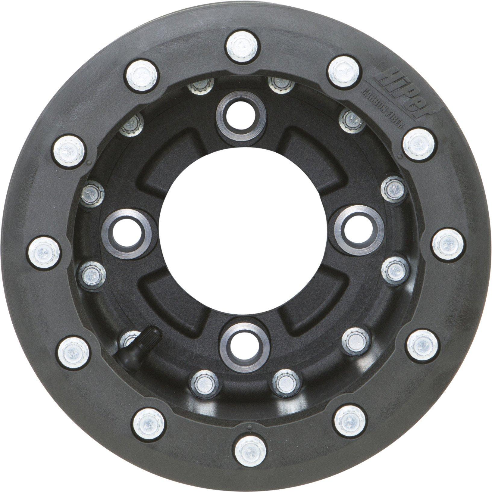 Hiper Wheel 9X8 RR SNGLBDLCK CF1 3+5 4/115 Rim & Spoke Kits CF1 Wheels BLK9X8 3+5 4/115 YAMAHA - 0980-YAR-C-SBL-BK