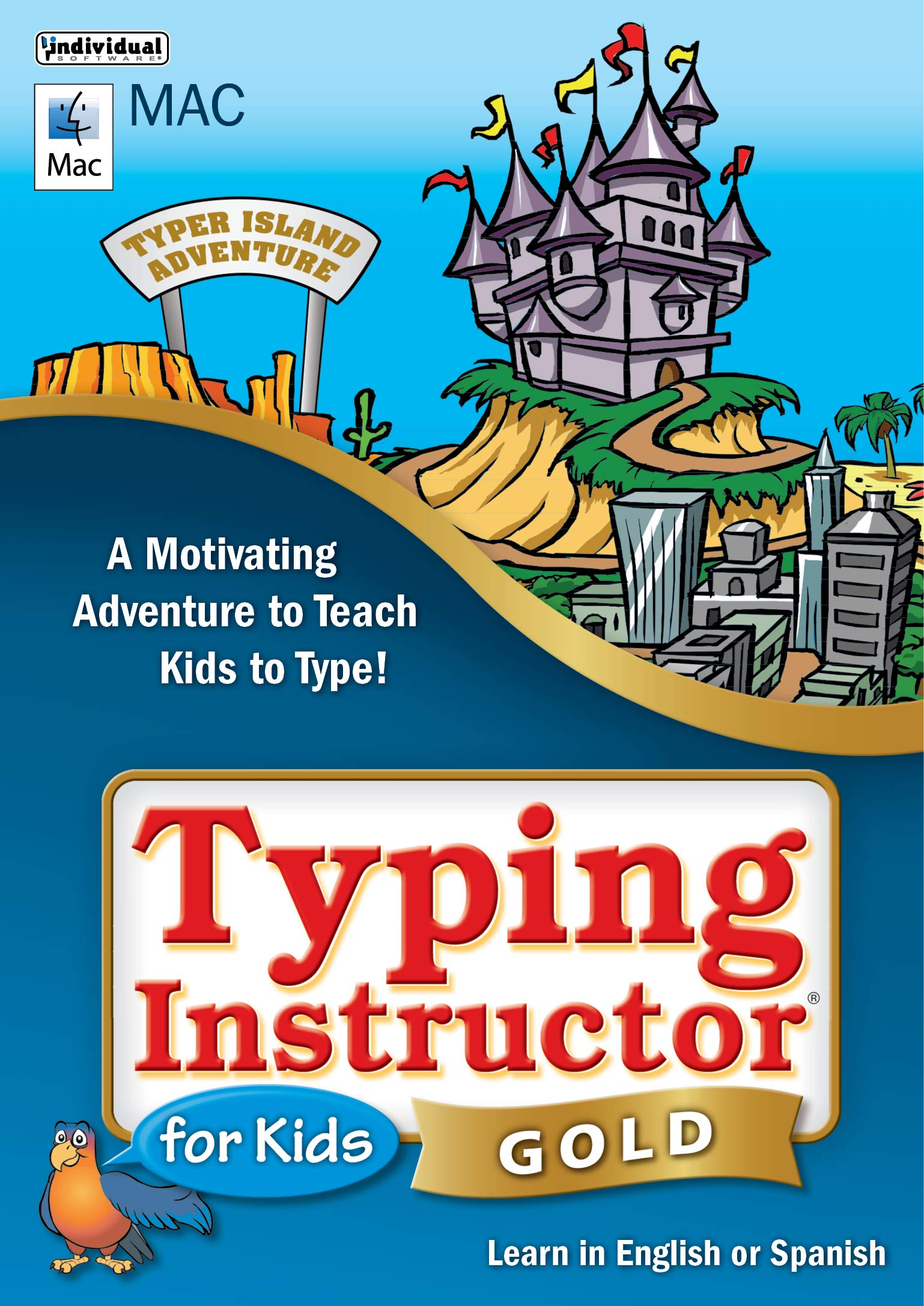 Typing Instructor for Kids Gold [Mac Download] by Individual Software