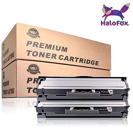 halofox negro compatible Toners MLT-D111S para Samsung Xpress SL ...