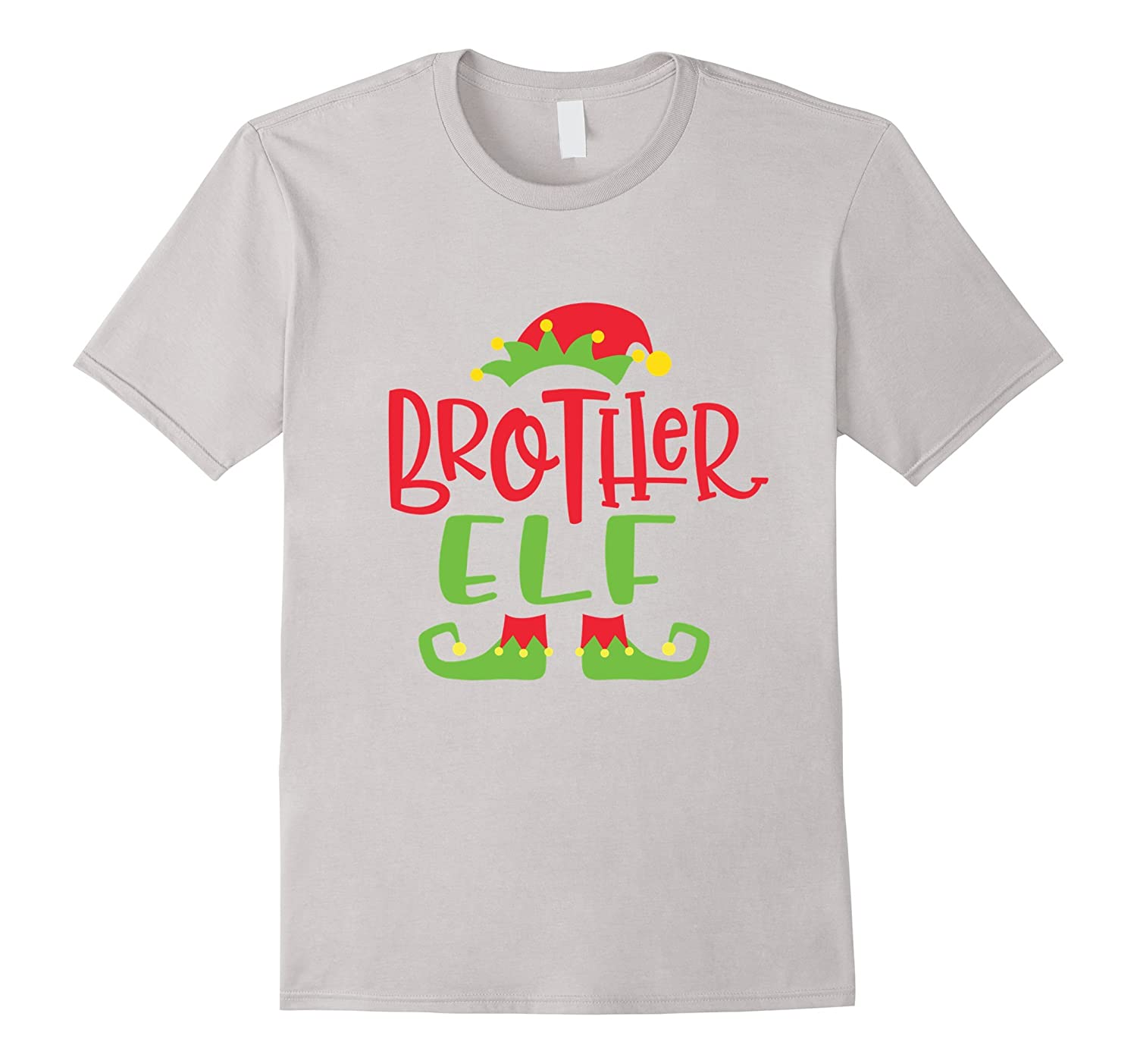 6aa3275ef Brother Elf Funny Christmas T-Shirt - Matching Family Shirts-ANZ ...
