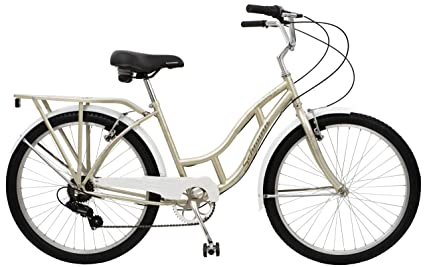 22fe01deb82 Image Unavailable. Image not available for. Color: Schwinn Lakeshore  Women's Cruiser Bike ...