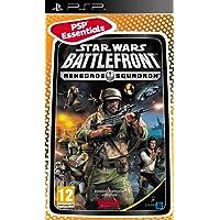 Star Wars battlefront renegade squadron - PSP Essentials