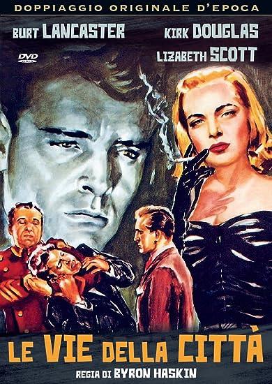 Risultati immagini per le vie della città film 1948 locandina