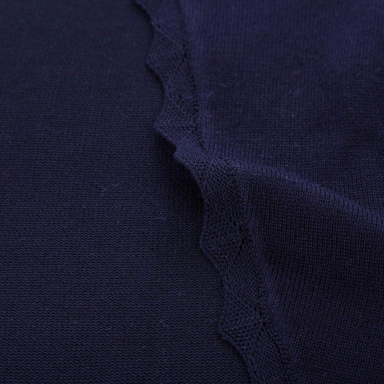 GRACE KARIN Womens 3//4 Sleeve Open Front Scalloped Knit Cropped Bolero Shrug