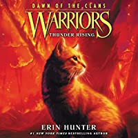 Thunder Rising: Warriors: Dawn of the Clans, Book 2
