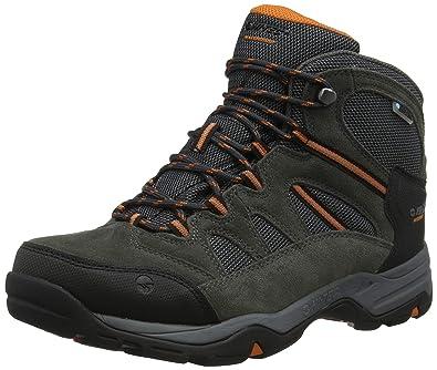 00518d52544 Hi-Tec Men's Banderra Ii Wp Wide High Rise Hiking Boots