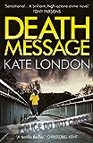Death Message: A Collins and Griffiths Detective Novel (The Metropolitan Series)