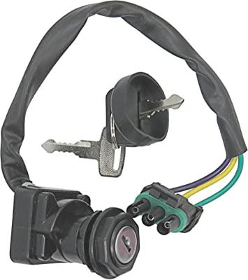 IGNITION KEY SWITCH FIT FOR CAN-AM//BOMBARDIER TRAXTER AUTOSHIFT STD XT 2003 2004 NEW