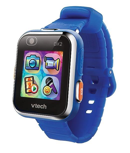 VTech Kidizoom SmartWatch DX2 Blauw - Electrónica para niños (De ...