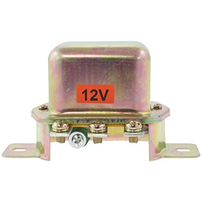 New Premium Alternator Regulator fits Club Car Gas Carts 84,85,86,87,88,89,90,91 Yamaha Gas (G1,G2,G9) 1978-1991 T107-23 16530G1 24883G2 GGC803100 T107-22 T107-22E J10-81910-10-00 8004-1601 74509-76: Automotive