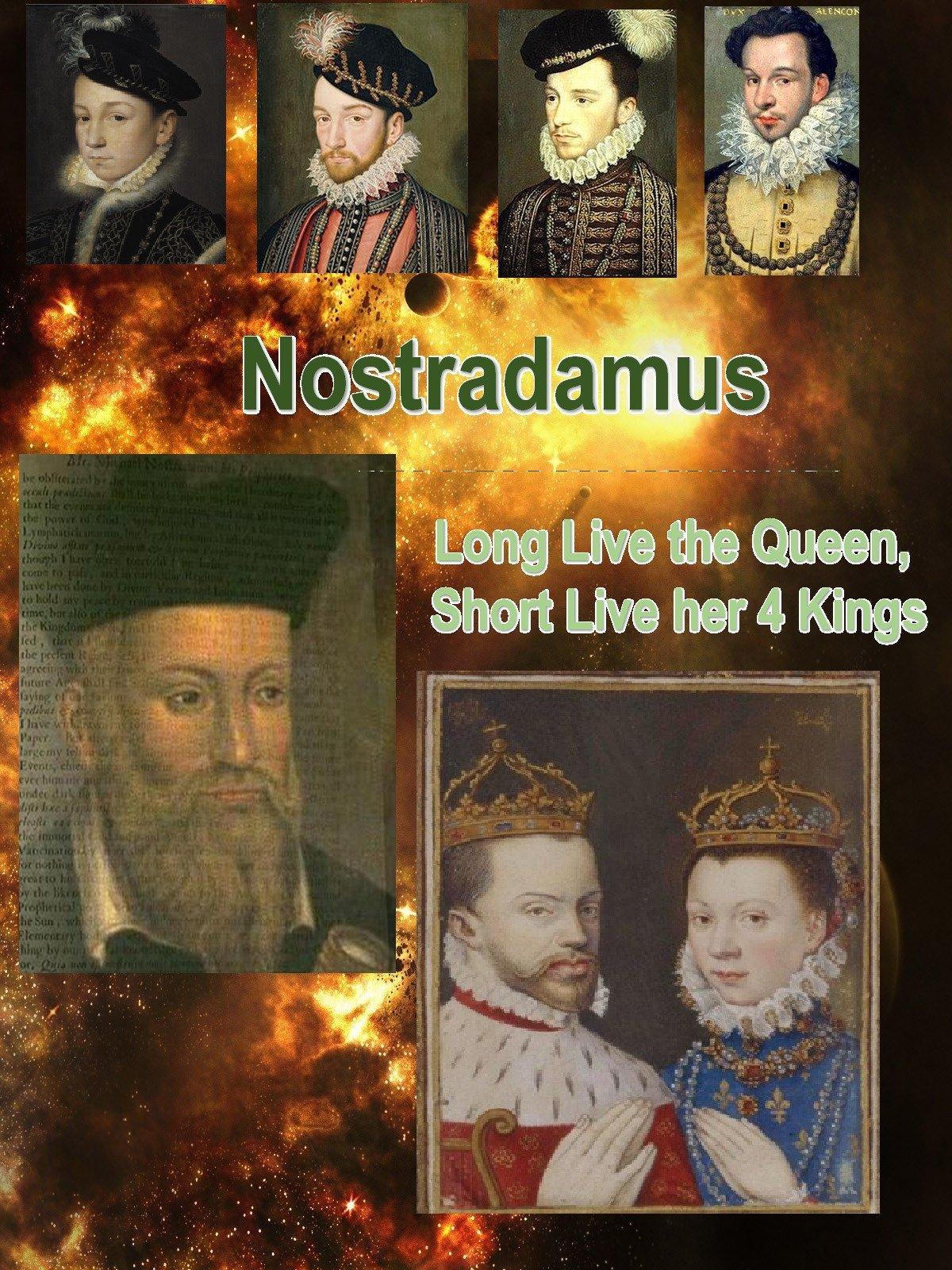 Amazon com: Watch Nostradamus - Long Live the Queen, Short