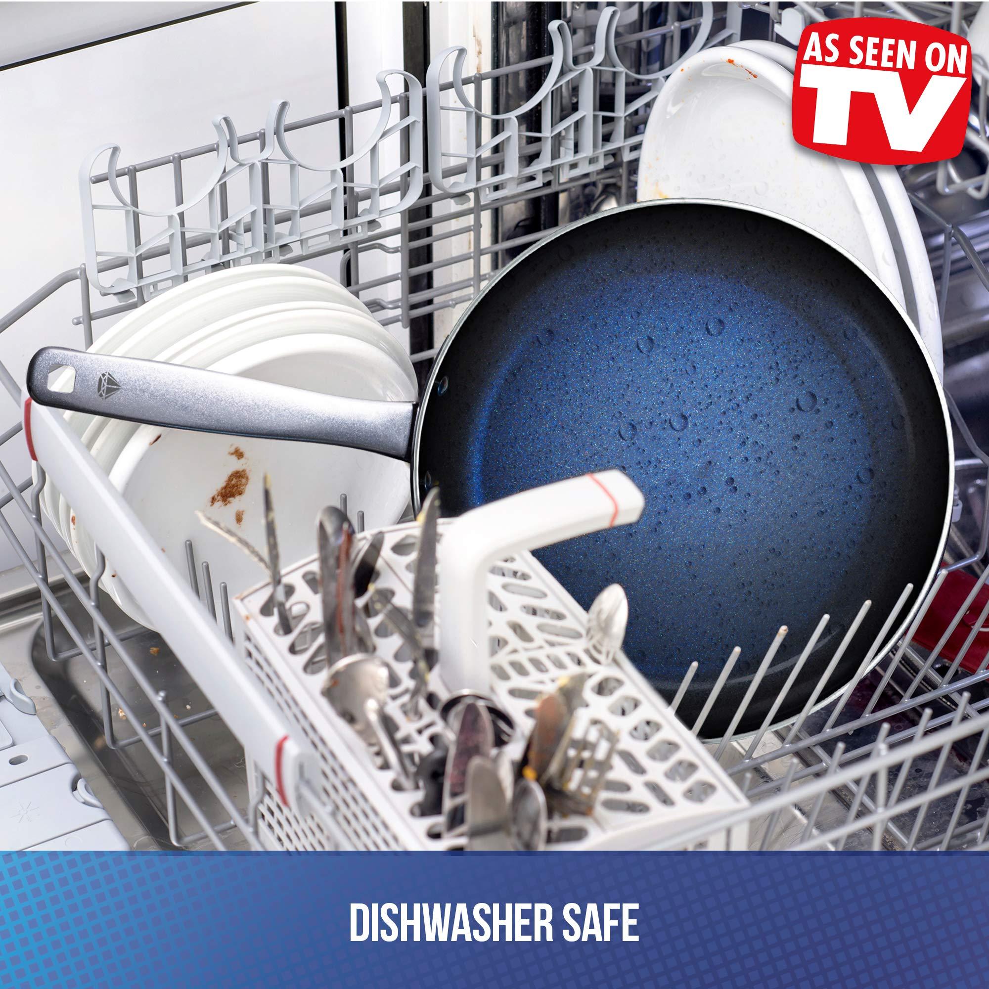Blue Diamond CC001600-001 Cookware Set, 4pc