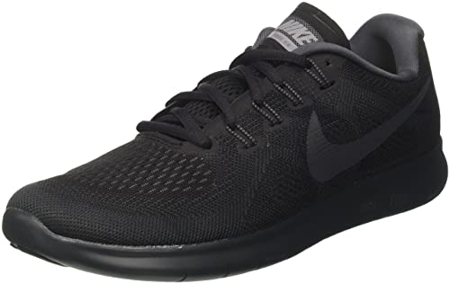 60547d0a6671 Nike Women s s Free Rn 2017 Running Shoes  Amazon.co.uk  Shoes   Bags