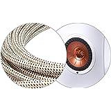KEF K-Stream - Cable de Cobre, Color Blanco
