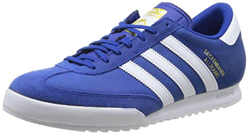 separation shoes 1cde0 5408c Adidas Beckenbauer - Zapatillas de Running para Hombre, Color  Croyal ftwwht Goldmt, Talla 44  Amazon.es  Zapatos y complementos