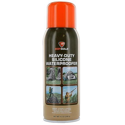 3662e82a401b Amazon.com  Sof Sole Silicone Waterproofer Spray for Boots