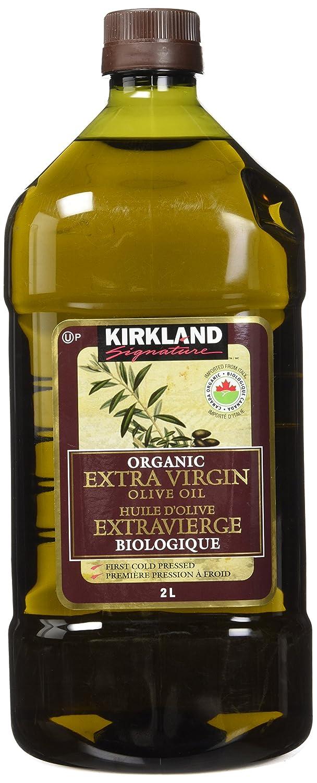 Kirkland signature Organic Evoo, 2 L: Amazon.ca: Grocery