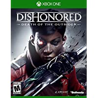 Dishonored: Death of the Outsider for Xbox One by Bethesda