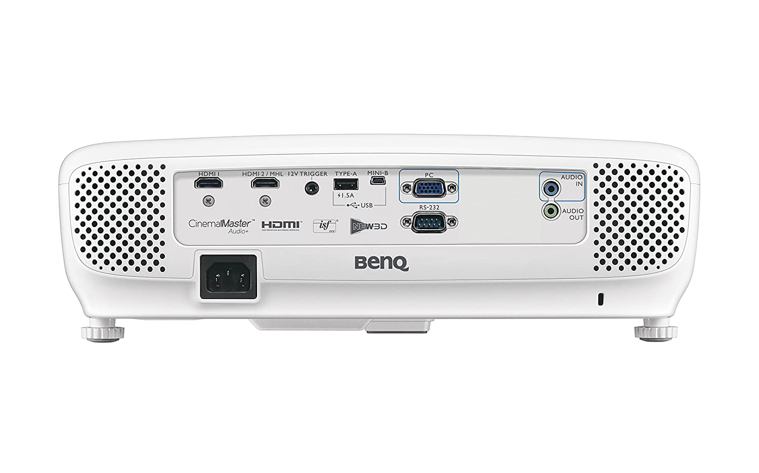 BenQ W1210ST Proyector de vídeo Gaming 1080P Full HD, 2 altavoces ...