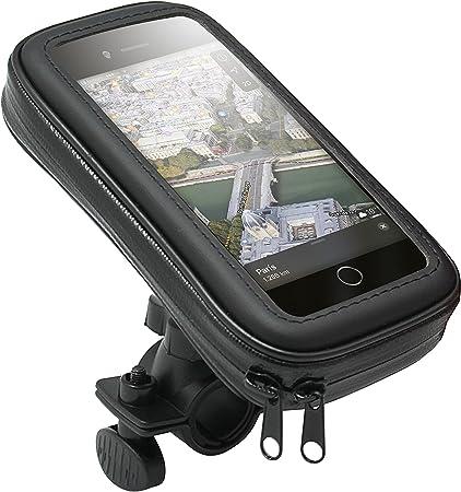 Unotec Soporte para Smartphone Bici iPhone 7: Amazon.es: Electrónica