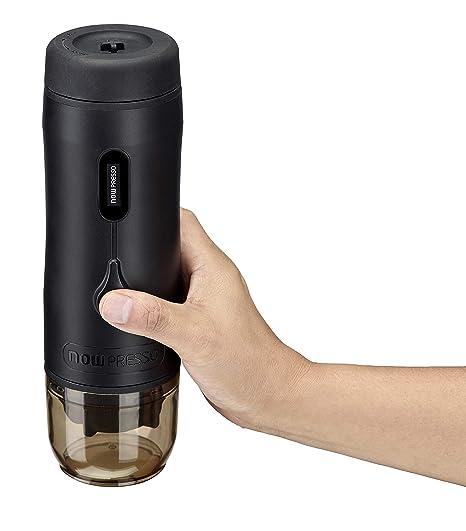 Nowpresso Gold - Cafetera Espresso portátil, Totalmente automática ...