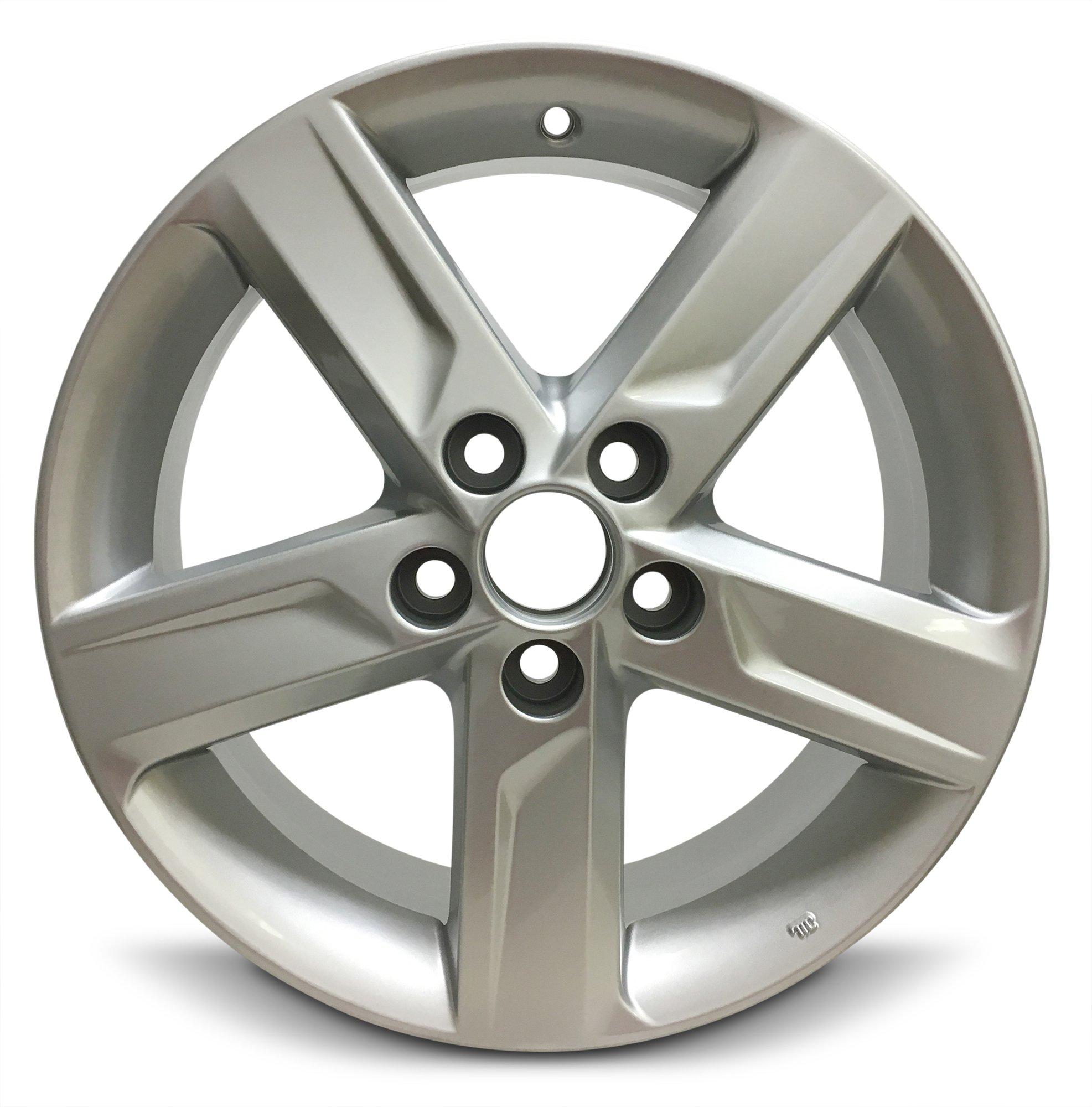 Toyota Camry 17 Inch 5 Lug 5 Spoke Alloy Rim/17x7 5-114.3 Alloy Wheel