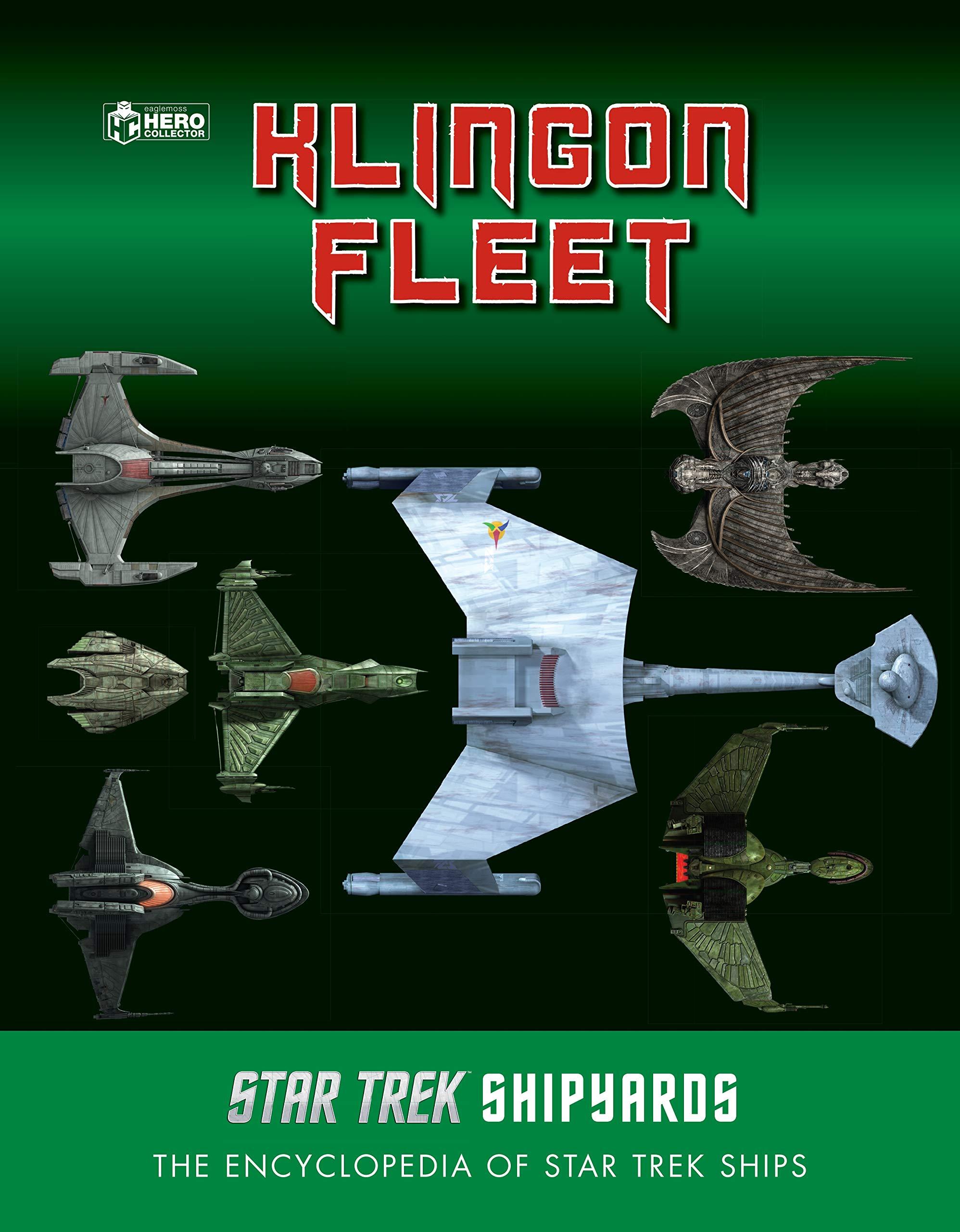 Amazon Com Star Trek Shipyards The Klingon Fleet 9781858755397 Robinson Ben Riley Marcus Books
