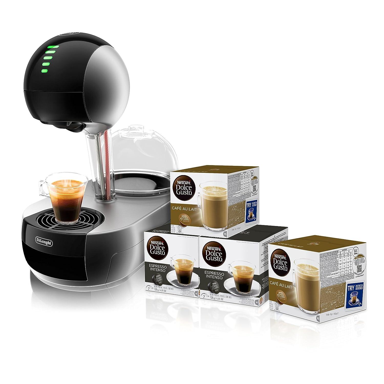 Pack DeLonghi Dolce Gusto Stelia EDG636.S - Cafetera de cápsulas ...
