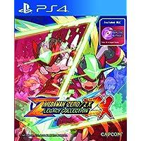 Mega Man Zero / Zx Legacy Collection Ps4 - Playstation 4